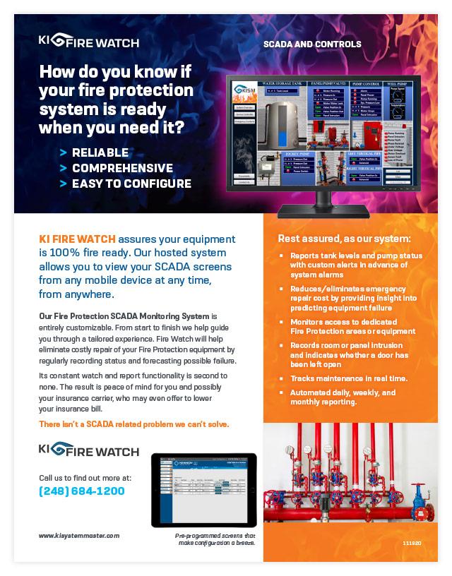 Product - KI Fire Watch